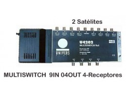 Multiswitch 9x4