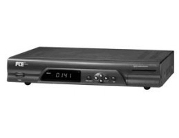 Receptor SAT profissional DVB-MPEG2