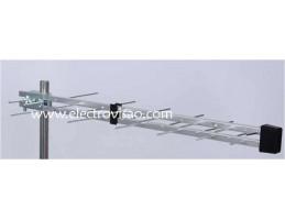 Antena Logaritmica de UHF