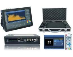 Medidor Campo XFINDER S-S2-TDT-C HD para Satélite, TDT e Cabo, Digital HD