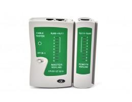 Analizador/Controlador de Rede RJ/USB