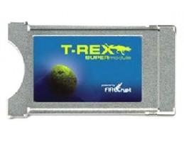 CAM PCMCIA T-REX Xplus TV