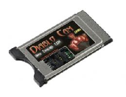CAM PCMCIA DIABLO