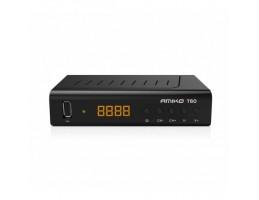 Recetor TDT Amiko T60 DVB-T2
