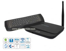 Android Smart TV  Quad4DBox