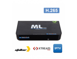 Smart TV  XTREAM IPTV ML