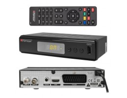 RECETOR PARA CABO DVB-C OPTICUM C200
