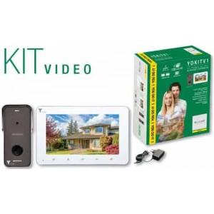 Kit Video Cor Comelit 7 - Multfuncional