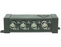 Amplificador de Vídeo 4 Canais