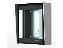 Aro Protec. chuva - 1 módulo saliente Videx